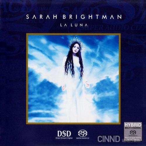 Sarah Brightman-2004-《月光女神》SACD-ISO / 百度网盘