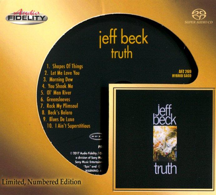 Audio Fidelity – Jeff Beck:Truth【SACD ISO】