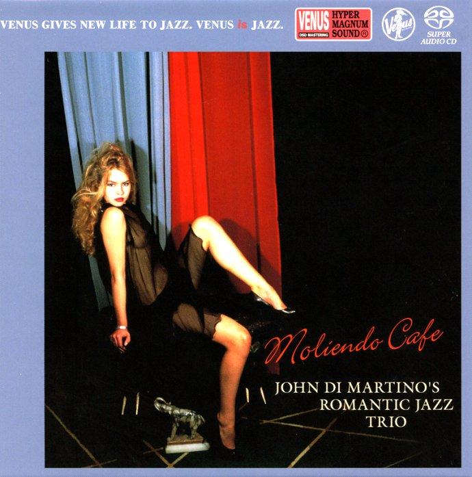 【Venus<wbr>Records】<wbr>–<wbr>John<wbr>Di<wbr>Martino's<wbr>Romantic<wbr>Jaz