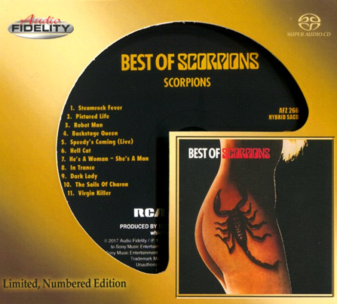 Scorpions - Best of Scorpions 1979【SACD ISO】