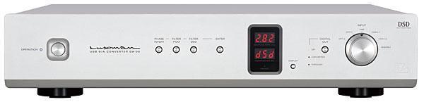 DAC与平衡耳放 = 一套西裝: Luxman P700U + DA06