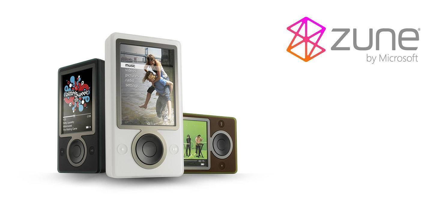 微软这款停产的音乐播放器,比 Windows Phone 还令人惋惜