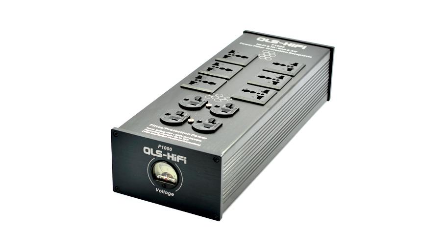 【推荐】电为声之母--F1000音响电源盒(净化器/滤波器)排插座板